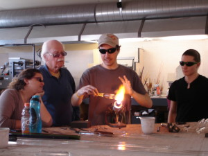 Glass Blowing Classes - Boise Art Glass
