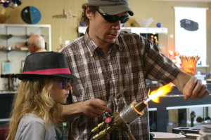 Torchwork Classes - Boise Art Glass