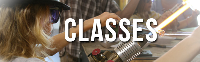 Boise Art Glass - Glassblowing Classes Offered